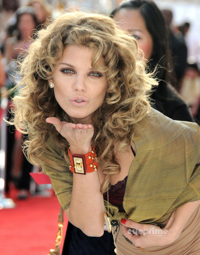 "AnnaLynne McCord ""IRIS"" Premiere in Hollywood, Sep 25"