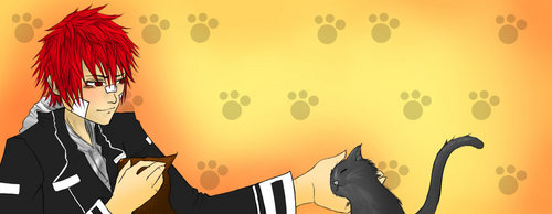 Enma and Cat banner