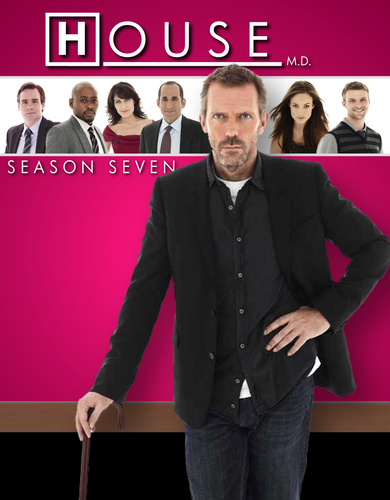 House Season 7 Fake Cover