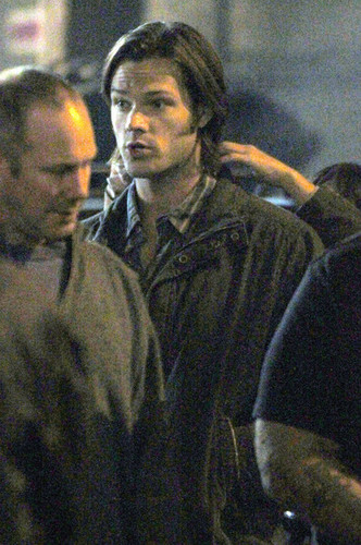 Jared | SPN | BtS