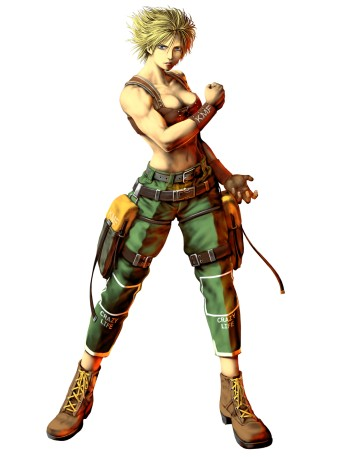 Bloody Roar III | Shina (Jane Gado)