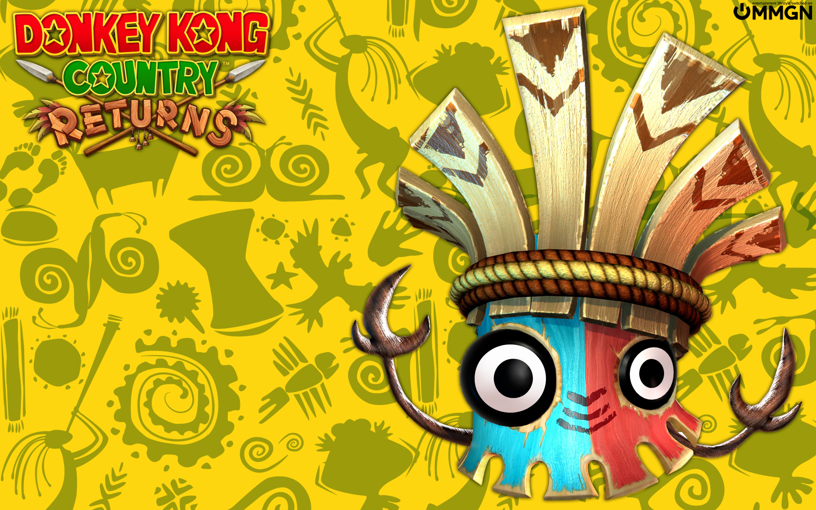 Donkey Kong Country Returns Donkey Kong Wallpaper 25771532