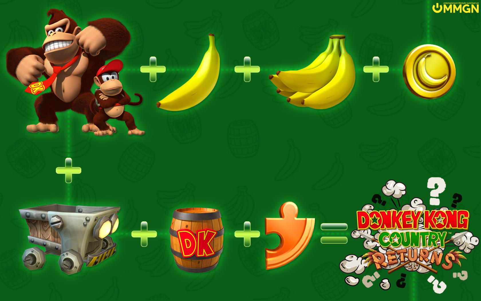 Donkey Kong Country Returns Donkey Kong Wallpaper 25771535