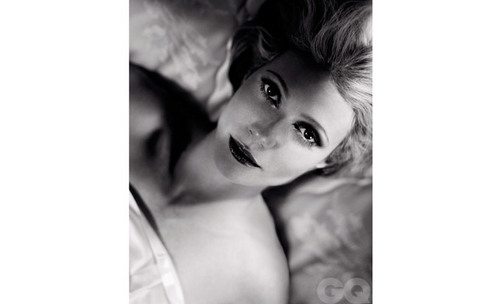 GQ magazine photoshoot