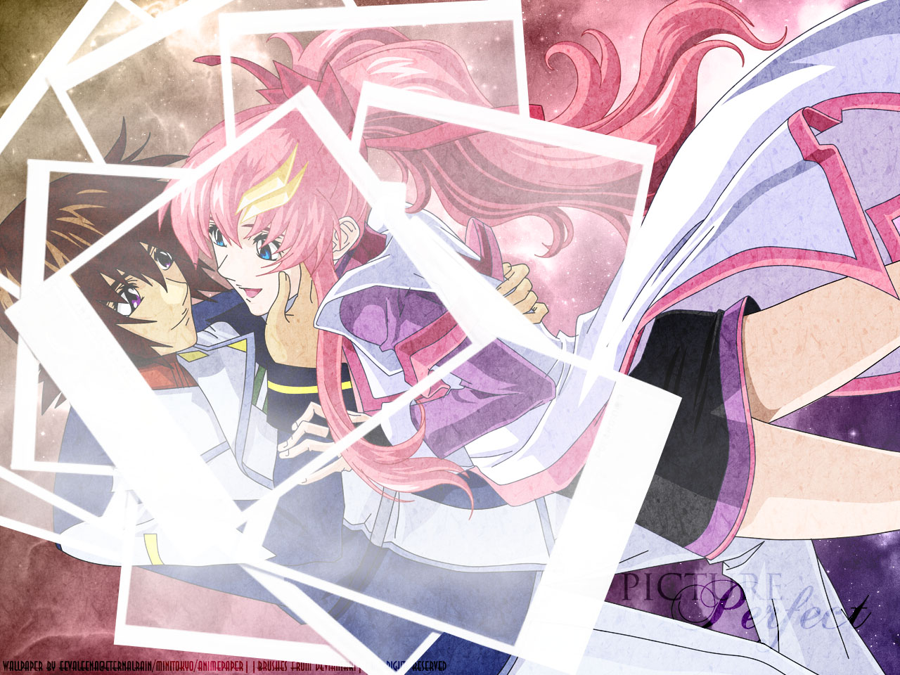 Gundam Seed Destiny Couple anime couple 25713138 1280 960