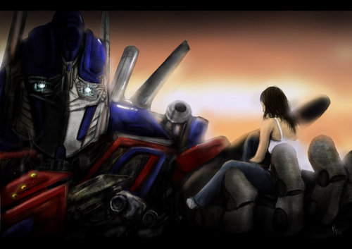 Optimus and me