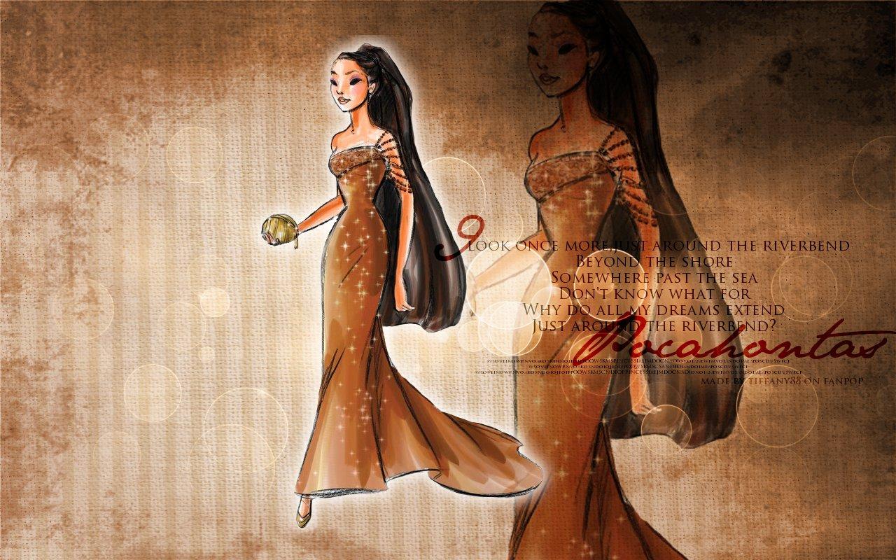 Pocahontas ~ ♥ - disney-princess Wallpaper