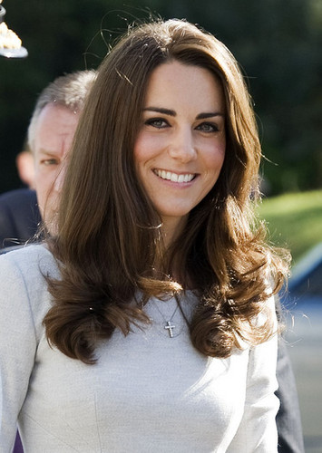 Will and Kate in Surrey