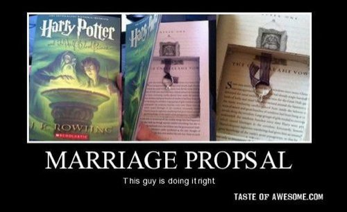 Best Marriage Proposal EVER!!!
