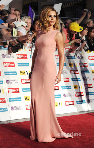 Cheryl Cole: 2011 Pride of Britain Awards in London, Oct 3
