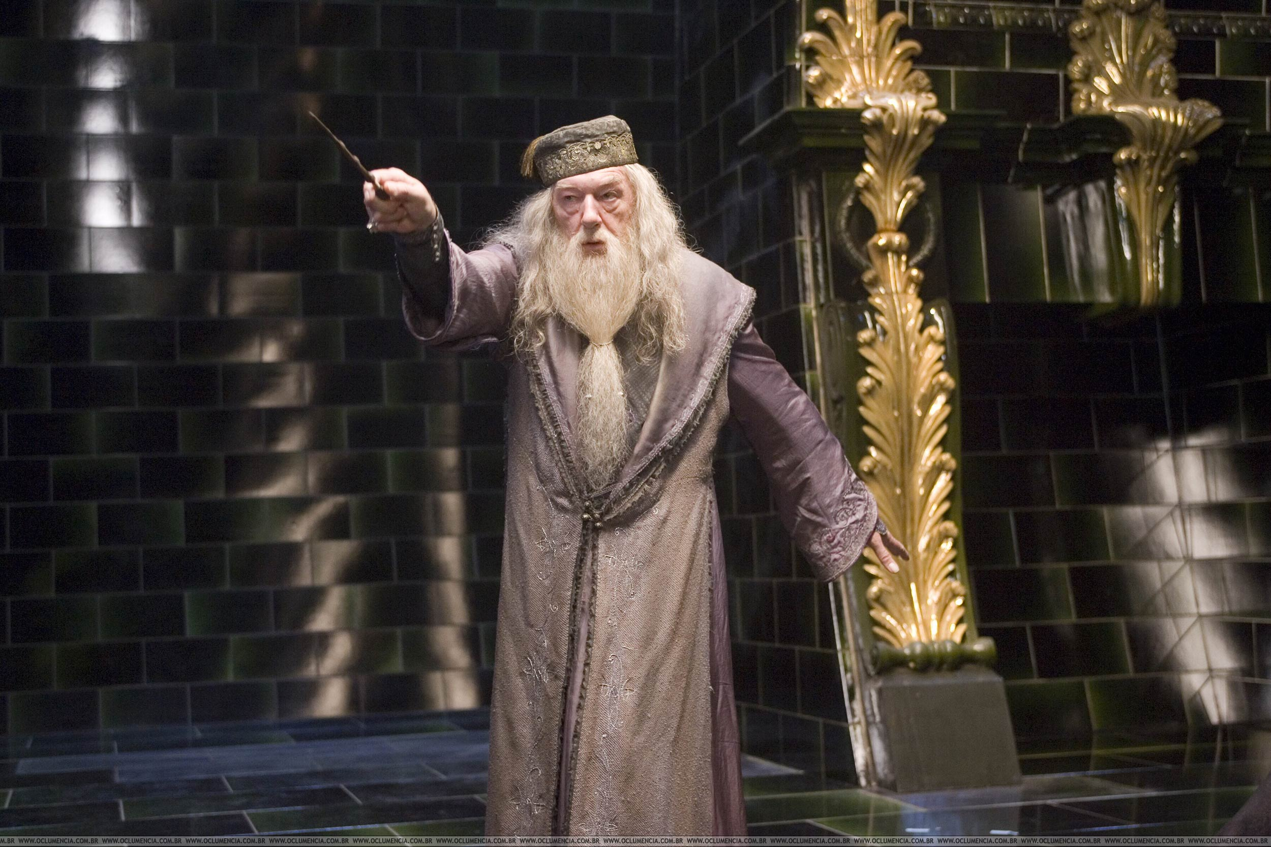 Dumbledore in the Ministry