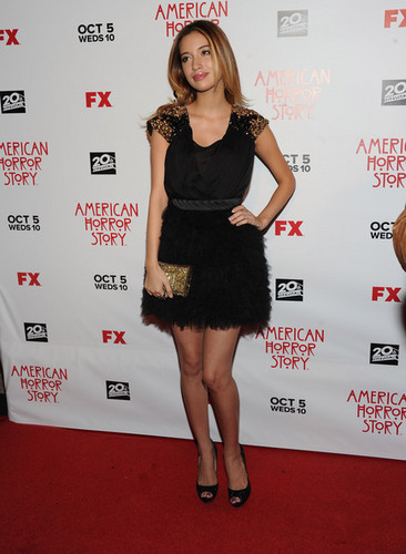 "Premiere Of FX's ""American Horror Story"""