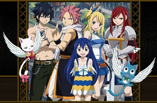 erza and lucy