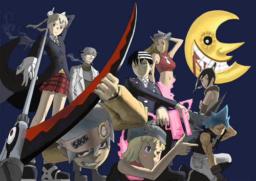 lots of mega soul eater