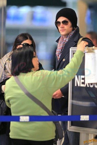 Jared & Jensen & Gen && Cliff At The Airport