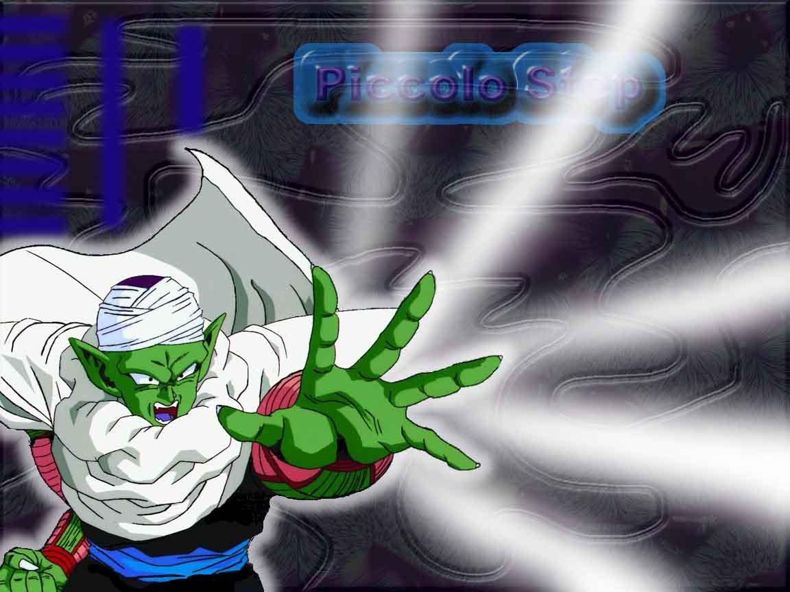 Piccolo Dragon Ball Z Wallpaper 25940147 Fanpop