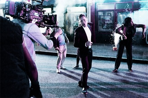 'Dance With Me Tonight' Video Behind The Scenes
