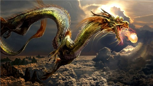 Awesome Dragon