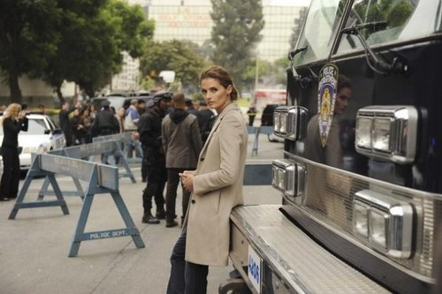 "Castle 4x07 ""Cops & Robbers"" Promotional Photos"