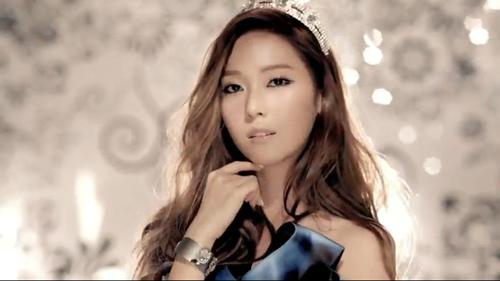 "Jessica ""The Boys"" MV"