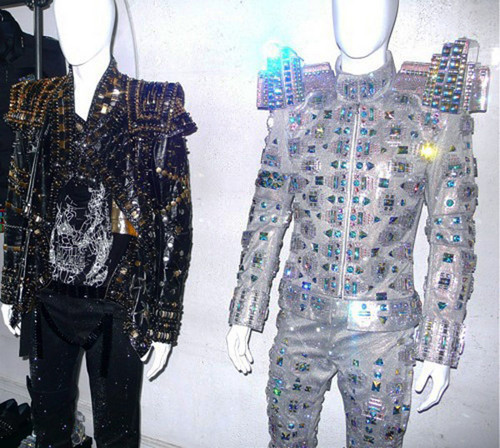 Michael Jackson's This Is It Fashion :'[