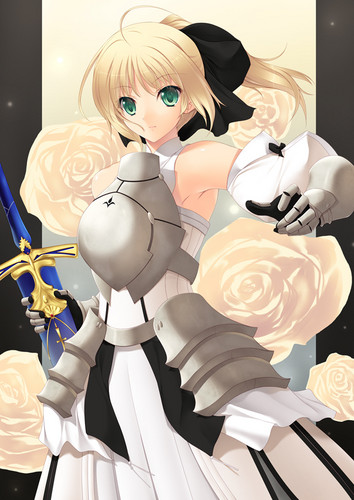 Saber Lily~