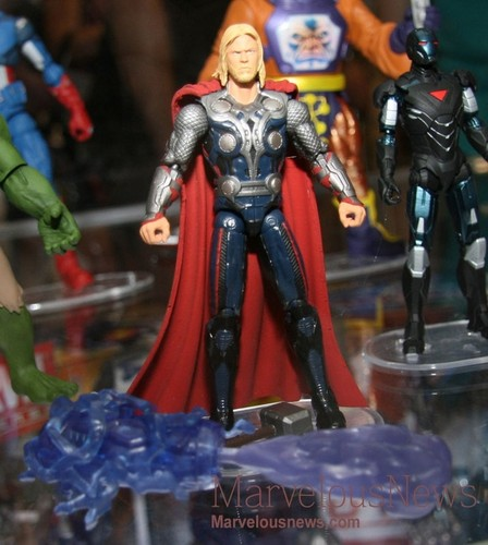 Thor toy figure