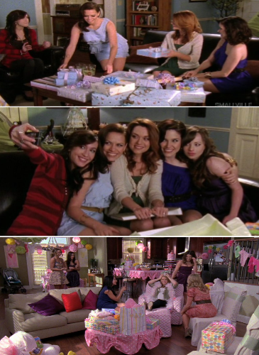 baby showers of oth