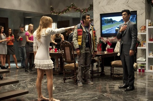 'A Very Harold & Kumar 3D Christmas' Promotional 照片