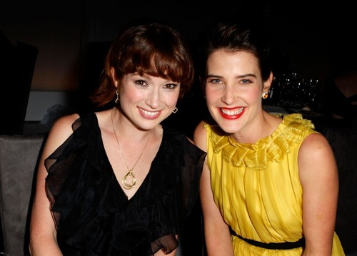 Cobie - Elle's Women in Hollywood Tribute