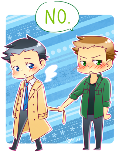 Don't Leave Cas!