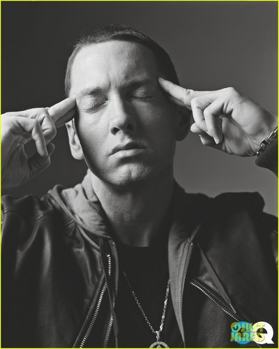Eminem & Lil Wayne Cover 'GQ' November 2011