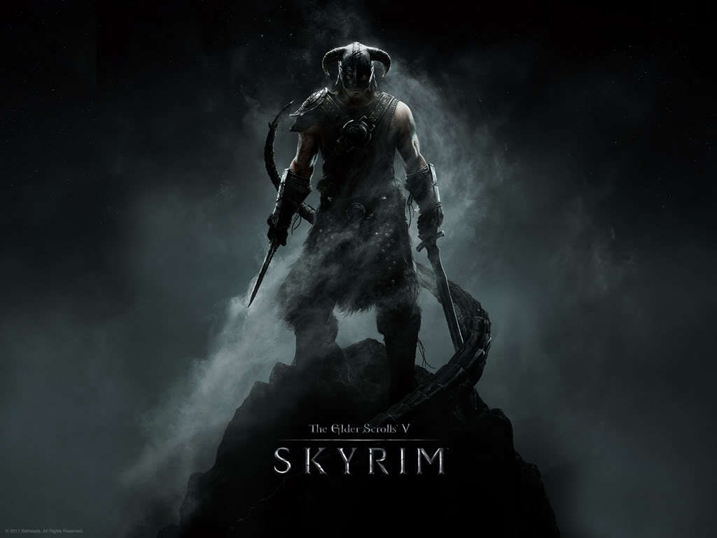 elder scrolls v : skyrim bilder epic skyrim hd hintergrund and