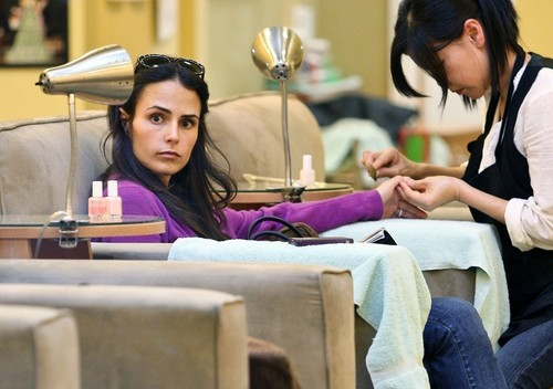 Jordana - Bellacures nail salon in Beverly Hills, Feb 07, 2011