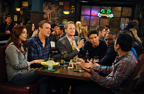 "Kal Penn in a Promotional фото for 7x07 ""Noretta"" ~ 'How I Met Your Mother'"