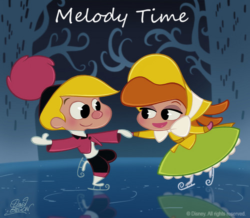 Melody Time CHIBI