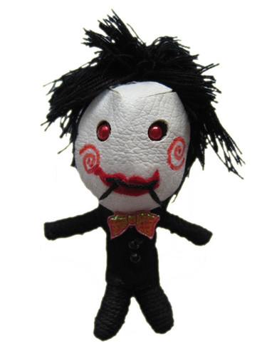 Mr Saw String Doll from www.mystringdolls.com