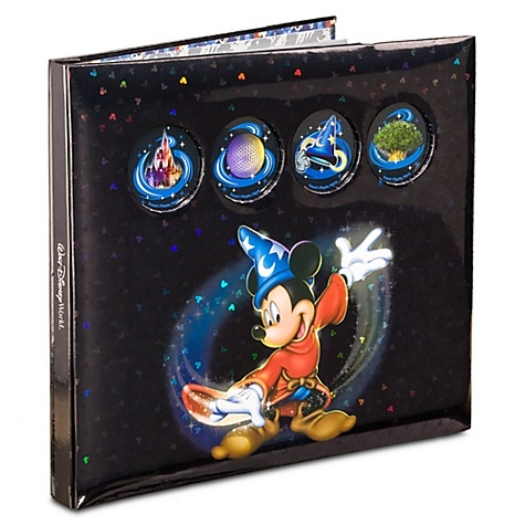 ''Four Parks One World'' Walt disney World Resort Scrapbook Album