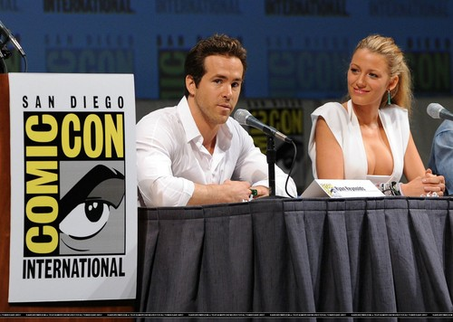 """Green Lantern"" Press Conference (Comic-Con 2010)"