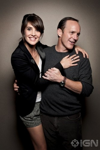 Cobie - Comic-Con Portraits
