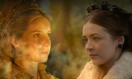 Her keeper... Queen Jane & Lady Mary Tudor