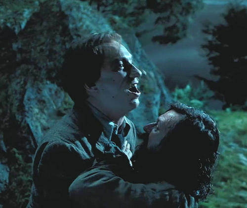 LUPIN & BLACK - (Harry Potter and the Prisoner of Azkaban)
