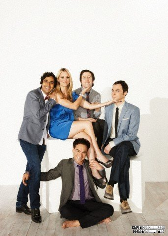 The Bing Bang Theory