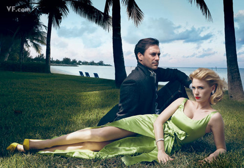 Vanity Fair photoshoot September 2009