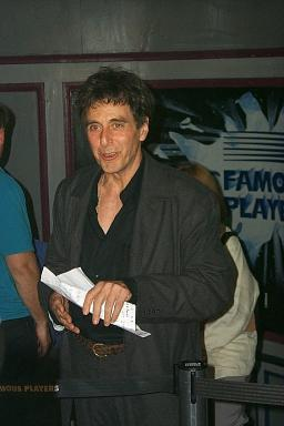 Al Pacino at the Chinese Coffee premiere