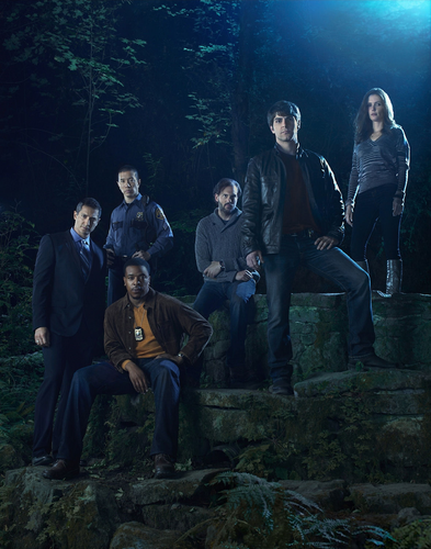 Grimm- Cast photo