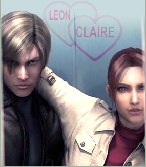 Leon and Claire