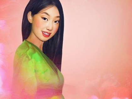 "Princess Mulan in ""Real"" Life"