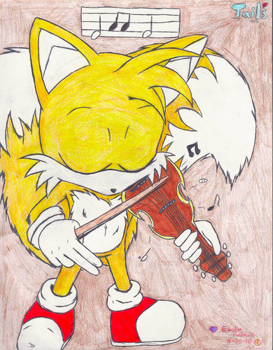 Tails Voilin