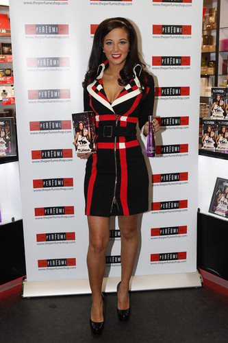 Tulisa Contostavlos 'The Female Boss' Perfume Launch